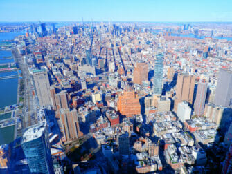 Biglietti per il One World Observatory - Vista Manhattan