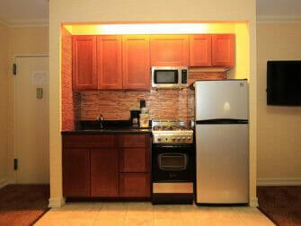 Appartamenti a New York - Radio City Apartments
