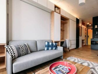 Appartamenti a New York - WeLive Wall Street