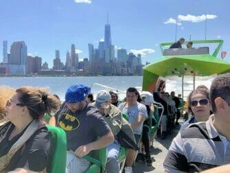 Giro in motoscafo Circle Line The Beast a New York - Motoscafo