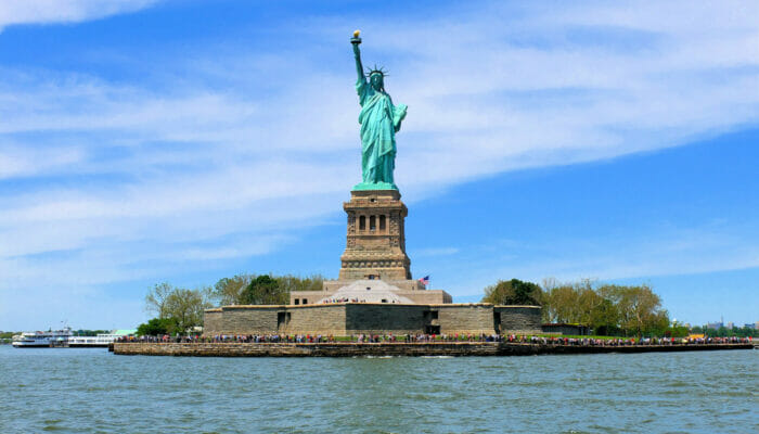 Circle Line Crociera Best of NYC - Statua della Libertà