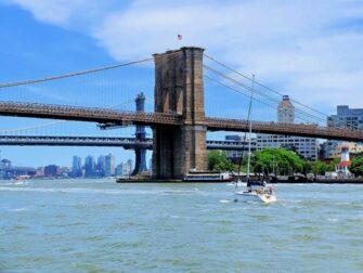Circle Line Crociera Landmarks - Il Ponte di Brooklyn