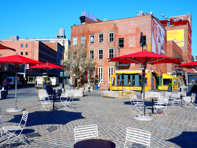 Meatpacking District a New York - Edifici