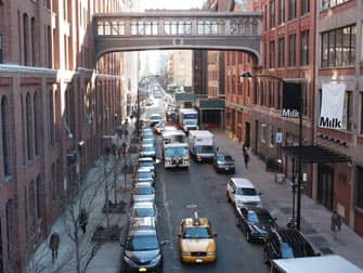 Meatpacking District a New York- Milk Studios
