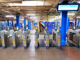 PATH il sistema ferroviario dal New Jersey a Manhattan - Da New York a New Jersey