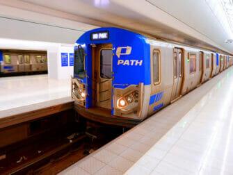 PATH il sistema ferroviario dal New Jersey a Manhattan - Treno