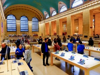 Apple Store a New York - Grand Central