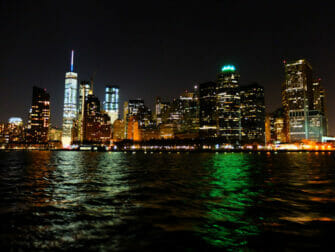 Bateaux crociera con cena a New York - Brooklyn Bridge