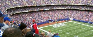 Giants Football americano