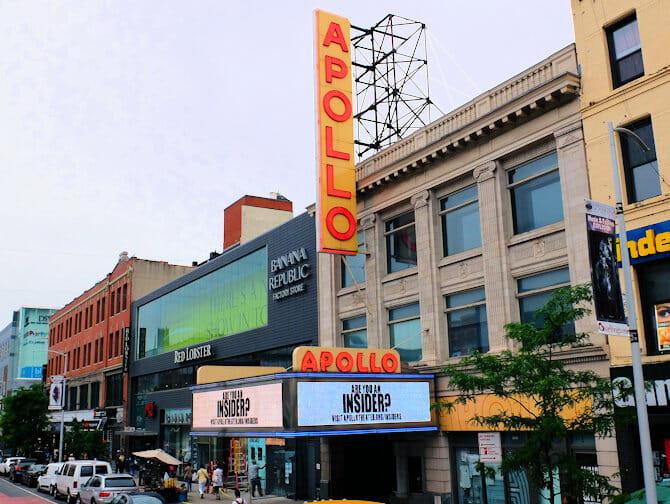 Tour hip hop a New York - Apollo Theater
