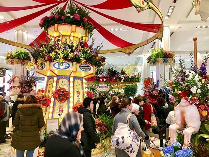 Macy's a New York - Flower Show