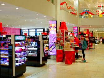 Macy's in New York Interior