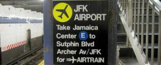 Da Manhattan all'aeroporto JFK