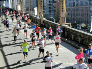 Maratona in New York City