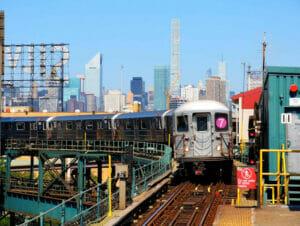 Queens a New York