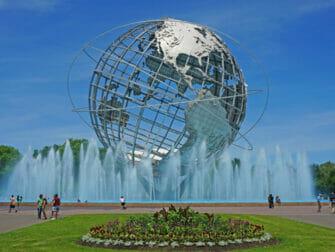 Queens a New York - Corona Park