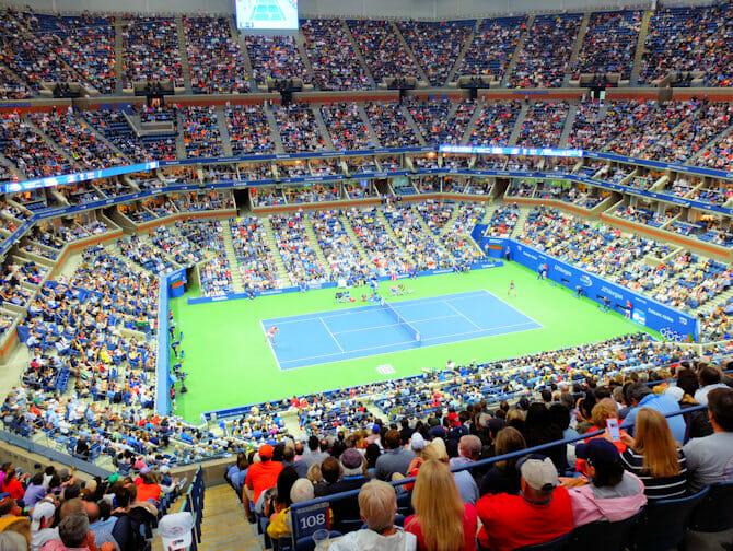 Queens a New York - US Open