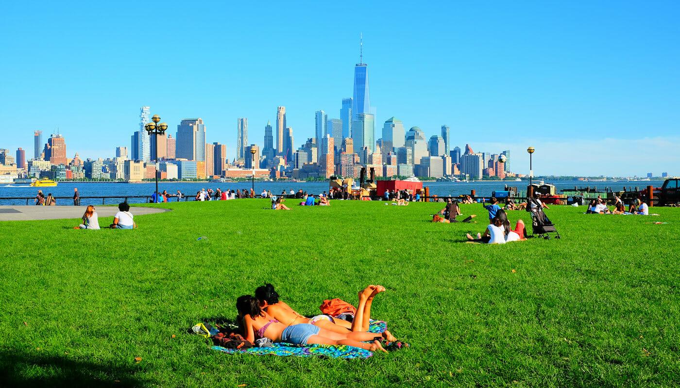 Il tempo a New York - Estate