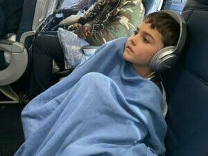 Andare in aereo a New York con i bambini