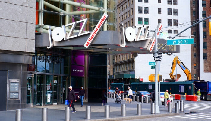 Jazz e blues a New York - Jazz at Lincoln Center