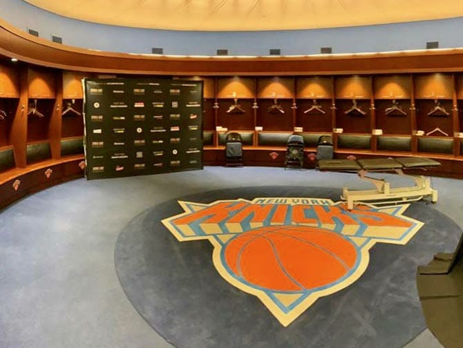 Madison Square Garden a New York - All Access Tour Knicks