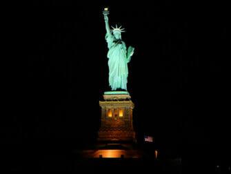 Giro in battello di sera Statua della Libertà - Lady Liberty