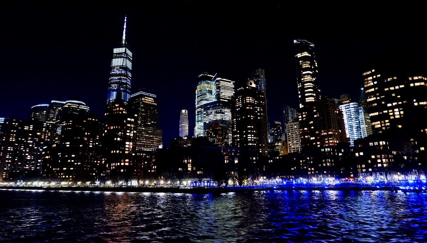 Crociere del Giorno del Ringraziamento a New York - Vista