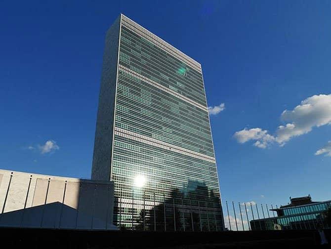L'Organizzazione delle Nazioni Unite a New York - Quartier Generale