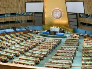 L'Organizzazione delle Nazioni Unite a New York