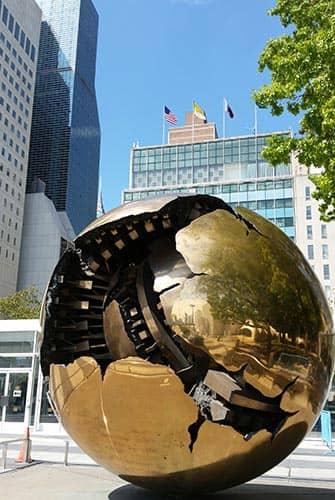 L'Organizzazione delle Nazioni Unite a New York - Globo