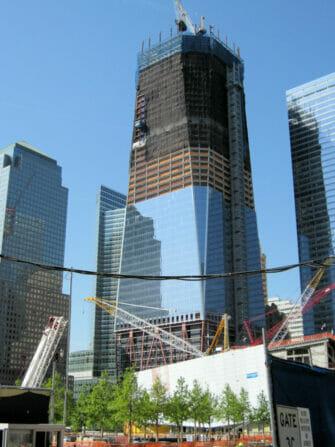 Freedom Tower in NYC - Inizio dei lavori