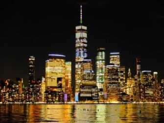 Freedom Tower / One World Trade Center - Notte