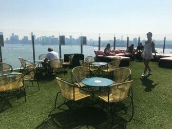 Gay Bar a New York - Le Bain terrazza
