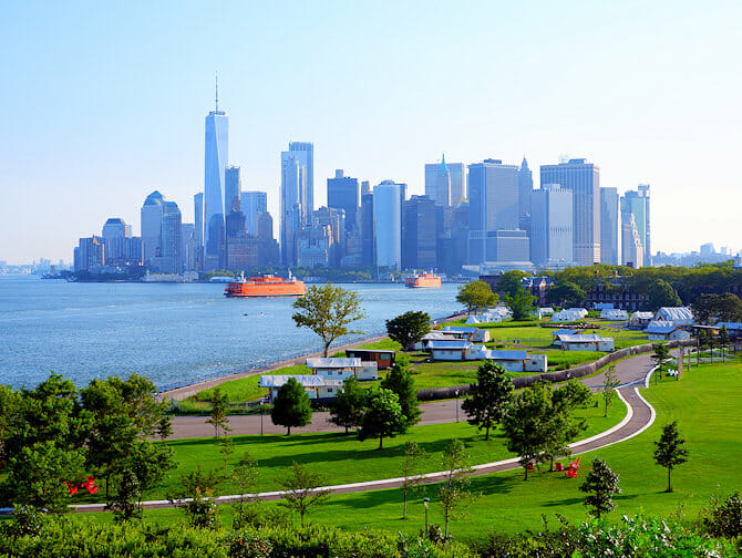 Memorial Day a New York - Governors Island