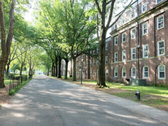Governors Island New York - Case