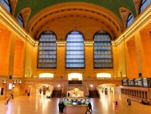 La stazione Grand Central di New York