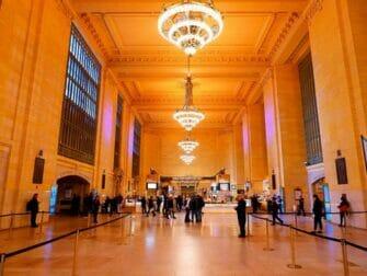 La Stazione Grand Central di New York -Great Northern Food Hall