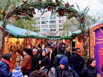 Mercati di New York - Mercatino di Natale Union Square
