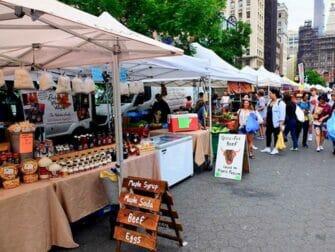 Mercati di New York - Union Square Greenmarket