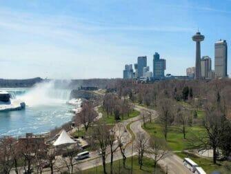 Cascate del Niagara-lato canadese