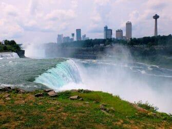 Cascate del Niagara -lato americano