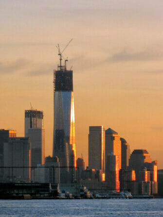 Freedom Tower in NYC - Costruzione