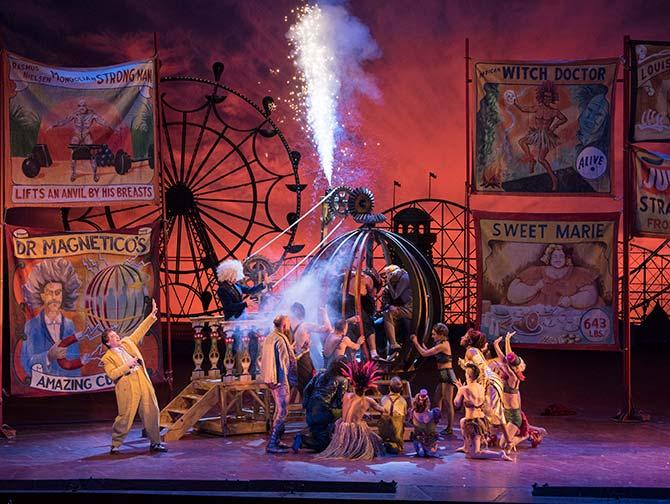 Biglietti per l'Opera a New York - Cosi fan tutte