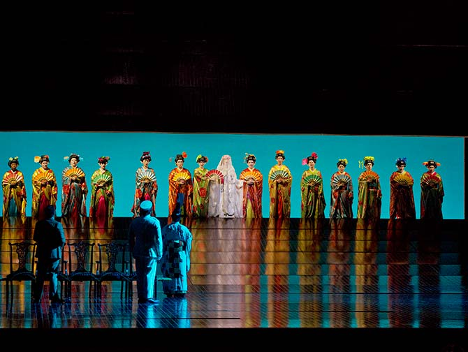 Biglietti per l'Opera a New York - Madama Butterfly