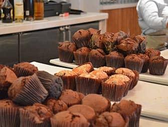 Yotel a New York Colazione con Muffin