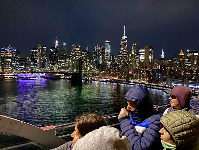 Big Bus a New York - Night Tour