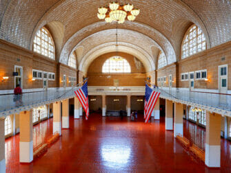 Ellis Island a New York - Registro