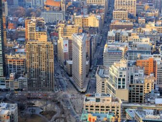 Biglietti Empire State Building - Vista Flatiron