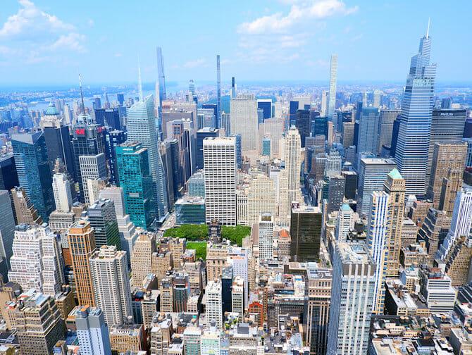 Biglietti Empire State Building - Vista Uptown Manhattan