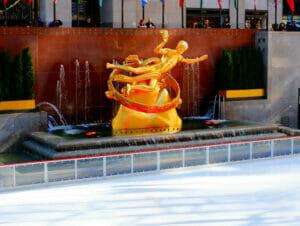Rockefeller Center di New York